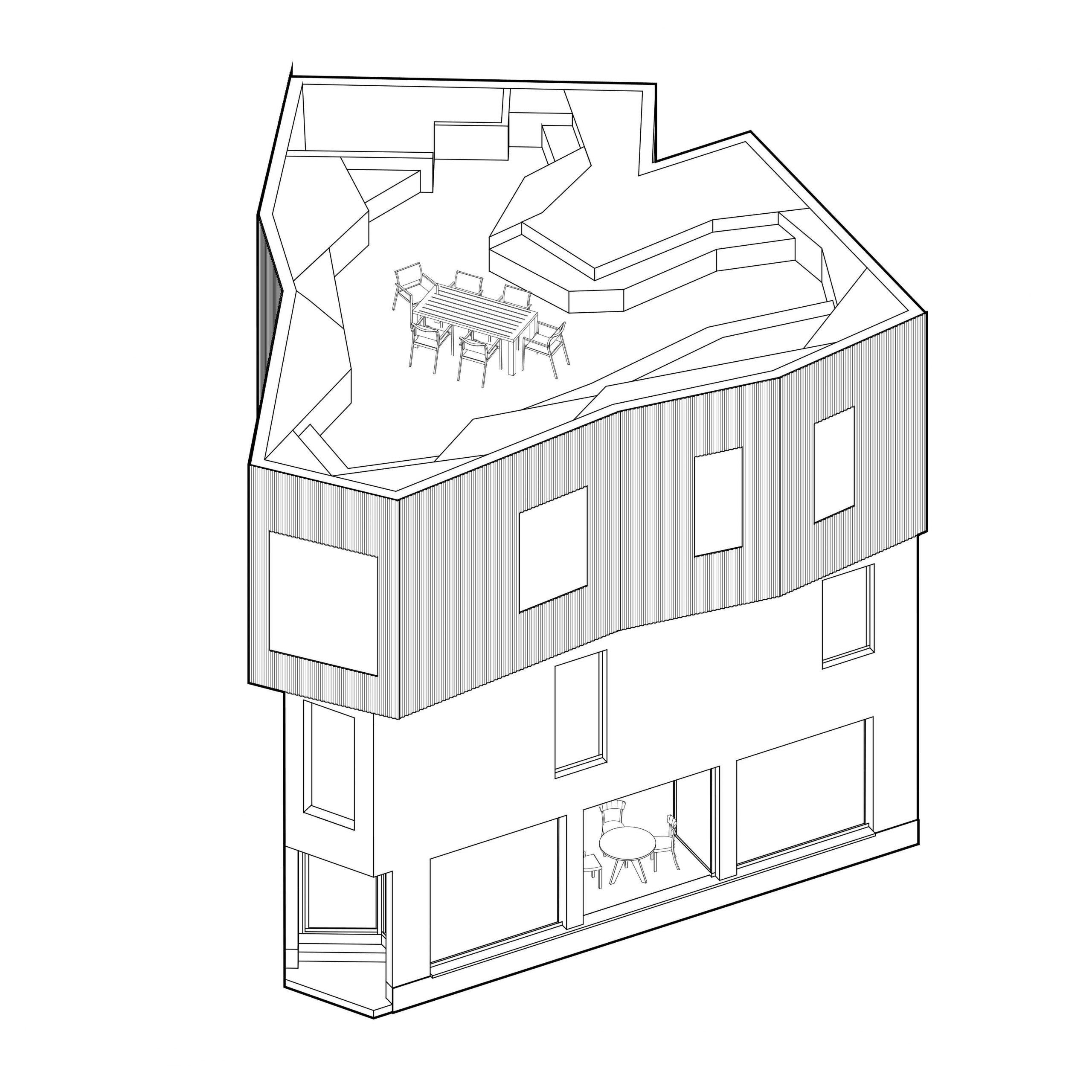 JFASTUDIO - Cornerbuilding